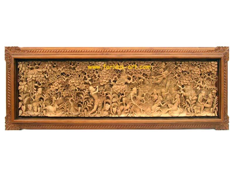 Legenda Jawa - Jaka Tarub & 7 Bidadari