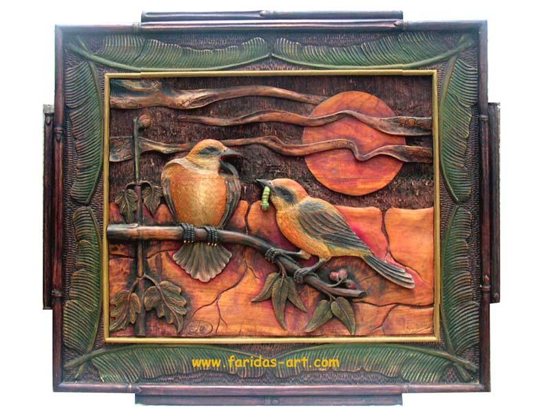 Burung - Sepasang Prenjak