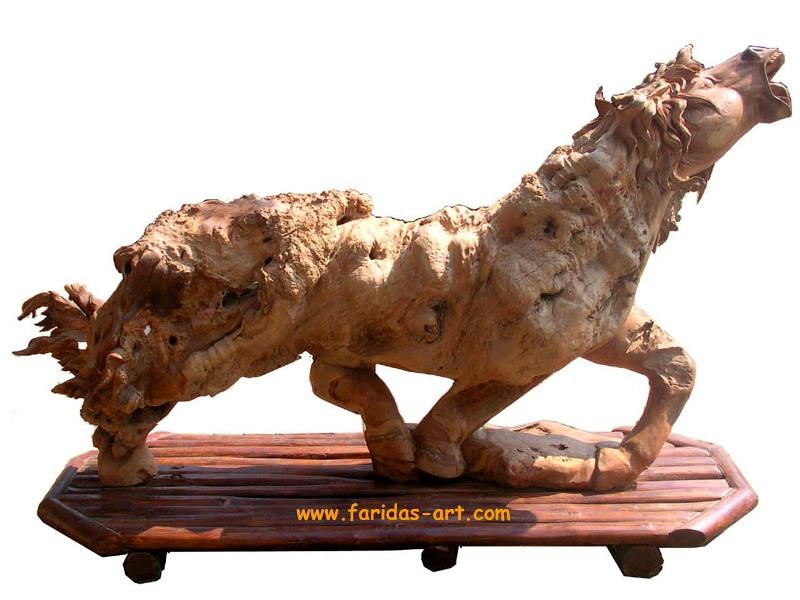 Kuda - Jalan (Motif Gembol)