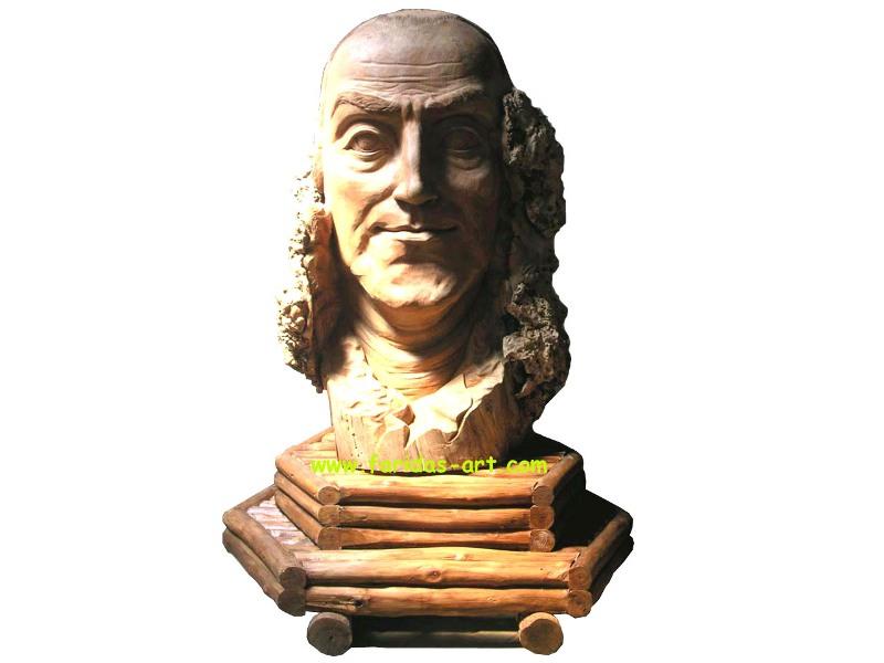 Manusia - Kepala Franklin ($100)