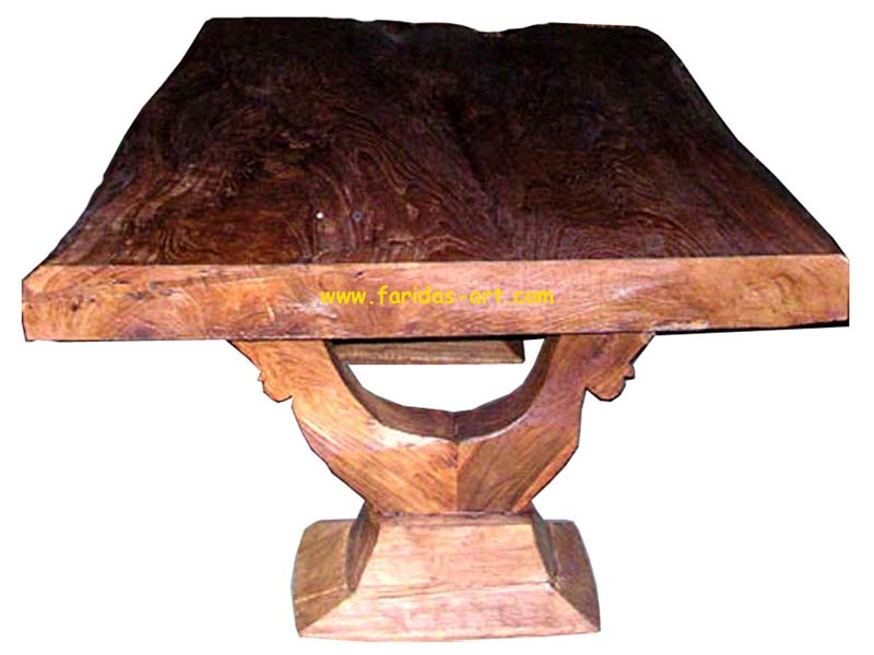 Meja Makan - Gajah Antik 1