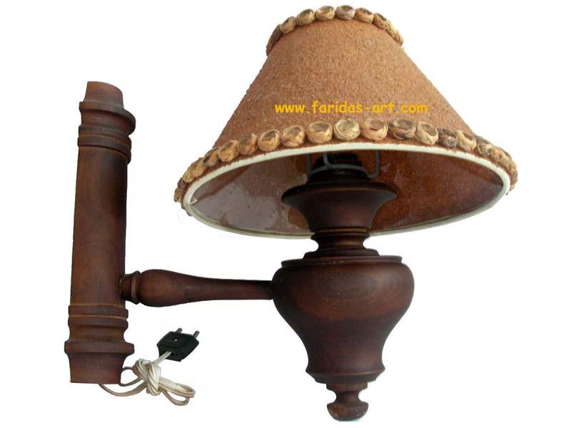 Lampu Tempel - Botol