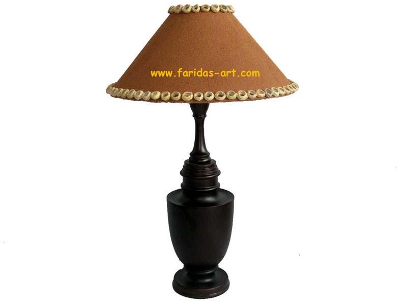 Lampu Duduk - Botol Polos