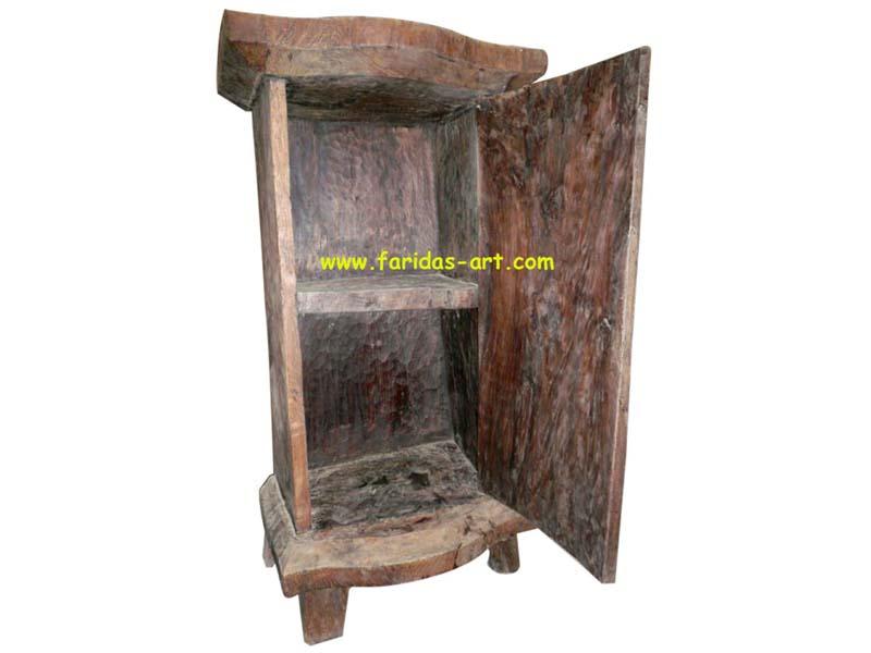 Lemari Solid - Antik 1 Pintu