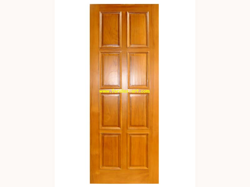 Pintu Tunggal - Polos (8 panel)