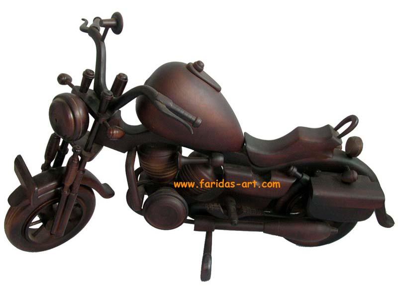 Harley Davidson - Sadel Pendek
