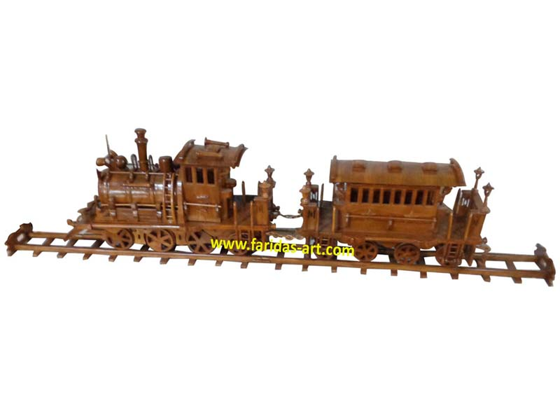 Kereta Api - Model 1