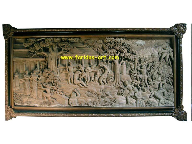 Serial Ramayana - Hanoman Obong -4