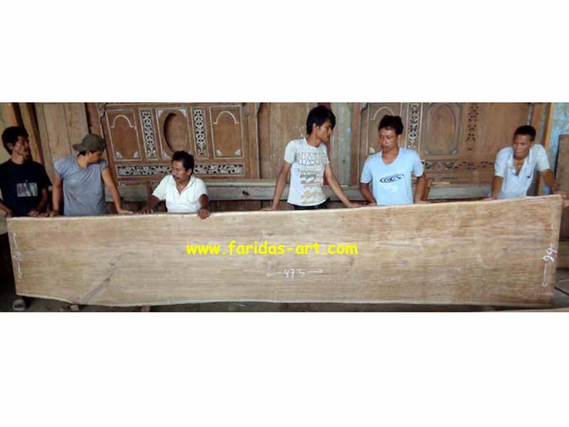 Kayu Jati - Solid (Papan) 5