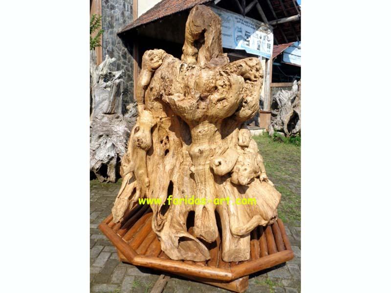 Akar Jati Gembol & Erosi - Model A.10