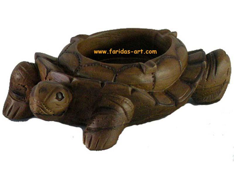 Asbak - Kura kura (Buka)