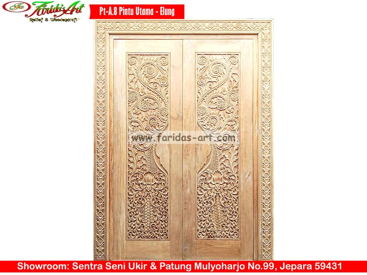 Pintu Utama - Elung