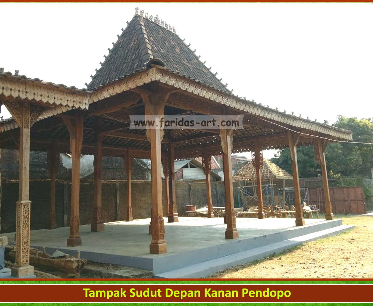 Pendopo Soko Ukir Spesial (Tumpangsari 2 Skat)